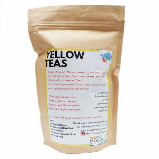 Yellow Tea, AHT