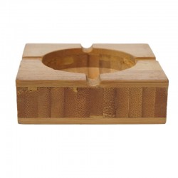 Bamboo Ashtray