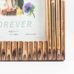 "Bamboo Photo Frame 5""x7"""