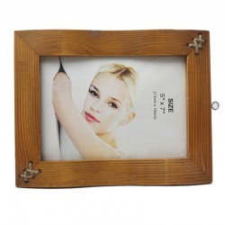 "Bamboo Coir Photo Frame 5""x7"""