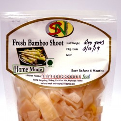 Fresh Bamboo Shoot