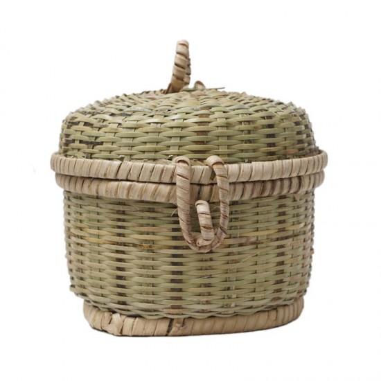 Bamboo Trinket Box