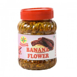Banana Flower Pickle