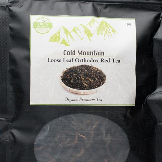 Cold Mountain, Orthodox Red Tea