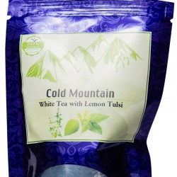 White Tea with Lemon Tulsi