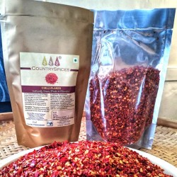 CountrySpices Red Chilli Flakes
