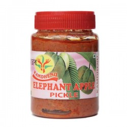 Elephant Apple (Ou Tenga) Pickle