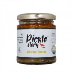 Assam Lemon Pickle - Elephant Country
