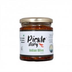 Indian Olive Pickle - Elephant Country