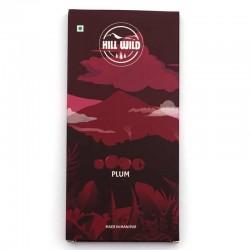 Plum Flavoured Chocolate