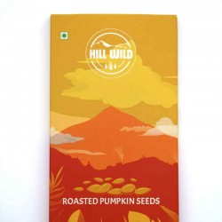 Roasted Pumpkin Seed Chocolate