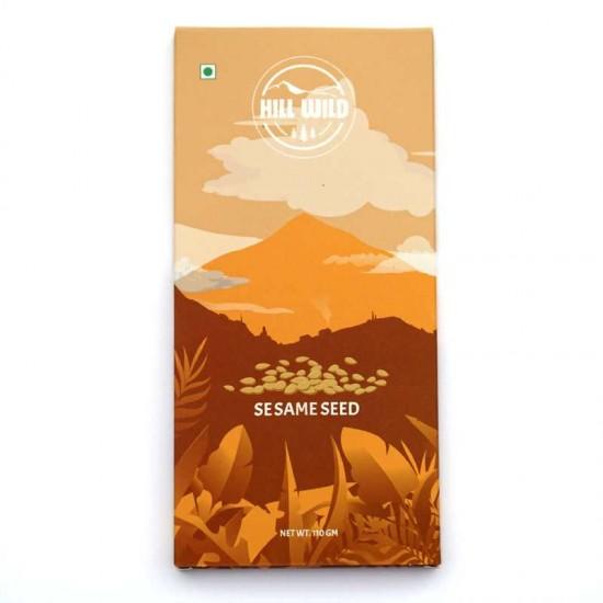 Sesame Seed Chocolate