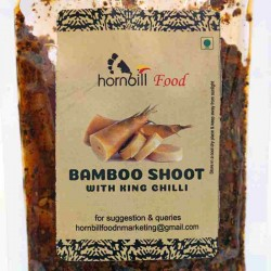 Bamboo with King Chilli Pickle
