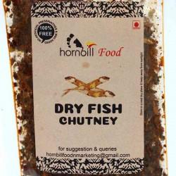 Dry Fish Chutney, HB