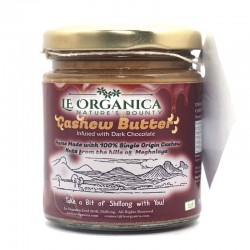 Le Organica Cashewnut Butter with Dark Chocolate
