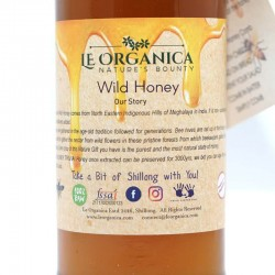 Le Organica Wild Honey