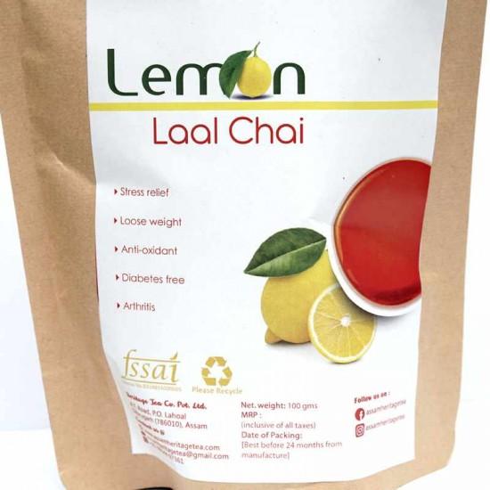 Lemon Orthodox Red Tea