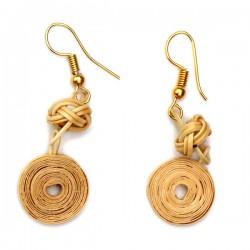 MBF Twine Drop Earrings