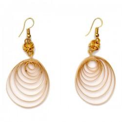 MBF Twine & Swirl Earrings