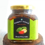 Mango with King Chilli Pickle