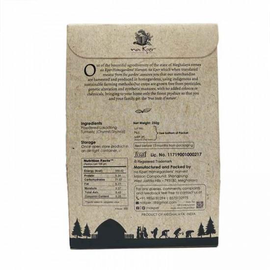 Lakadong Turmeric Powder NK