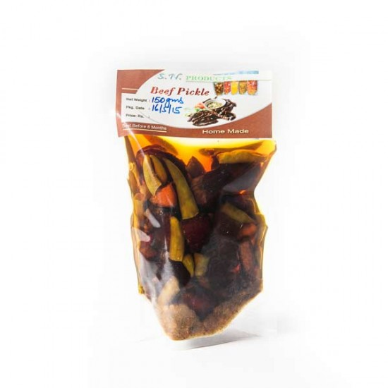Smoked Beef Pickle SN