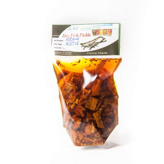 Dry Fish (Bombay Duck) Pickle