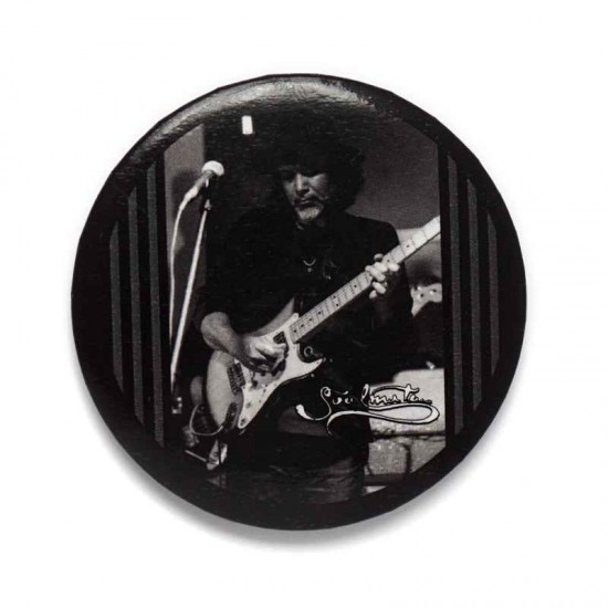 Soulmate Rudy Wallang Button