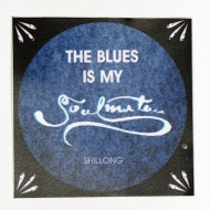 Soulmate The Band, Sticker - Blue