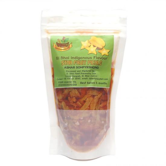 Starfruit (Carambola) Pickle